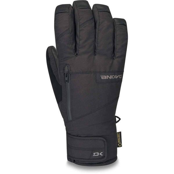 Dakine Leather Titan Gore-Tex  Short Glove Herren Ski- / Snowboard Handschuhe Black