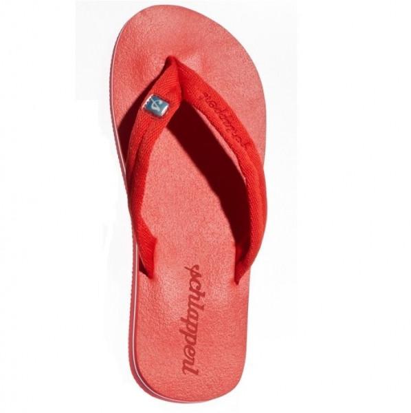 Schlapperl Sandals Red