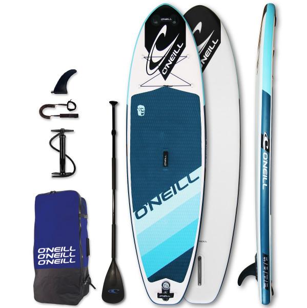 O'Neill SUP Set SANTA FADE 10'2'' x 33'' x 5'', Ocean Blue