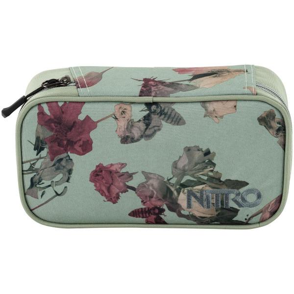 Nitro Pencil Case XL Estuche Dead Flower