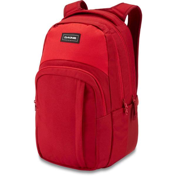 Dakine Campus L 33L Rucksack mit Laptopfach Deep Crimson