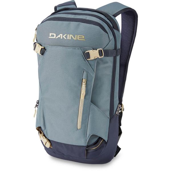 Dakine Heli Pack 12L Ski- / Snowboard Rucksack Dark Slate