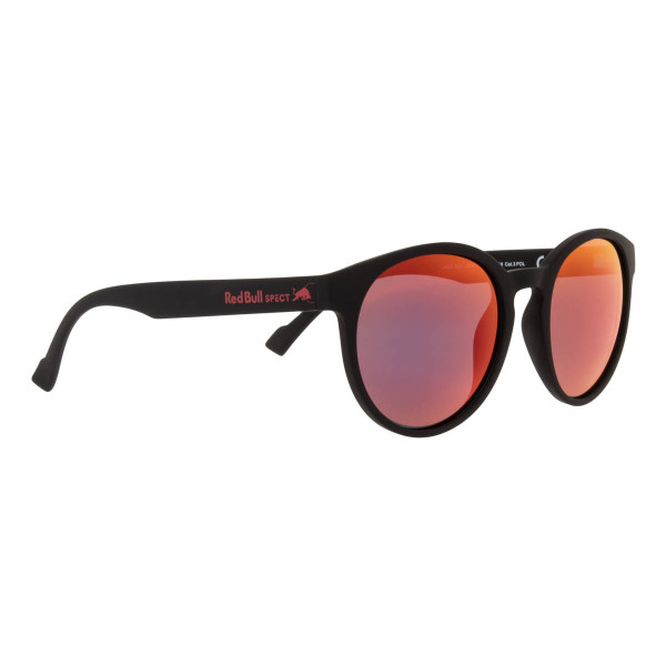 Red Bull Spect Lifestyle Sonnenbrille Lace Black Smoke Red