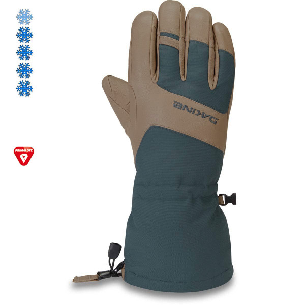 Dakine Continental Glove Ski- / Snowboard Guantes Stone / Dark Slate