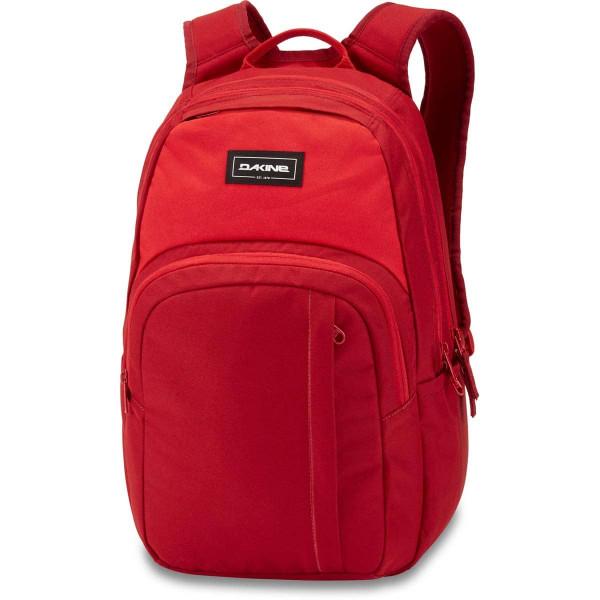 Dakine Campus M 25L Rucksack mit Laptopfach Deep Crimson
