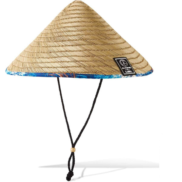 Dakine Pindo Straw Hat Sombrero Kassia Elemental