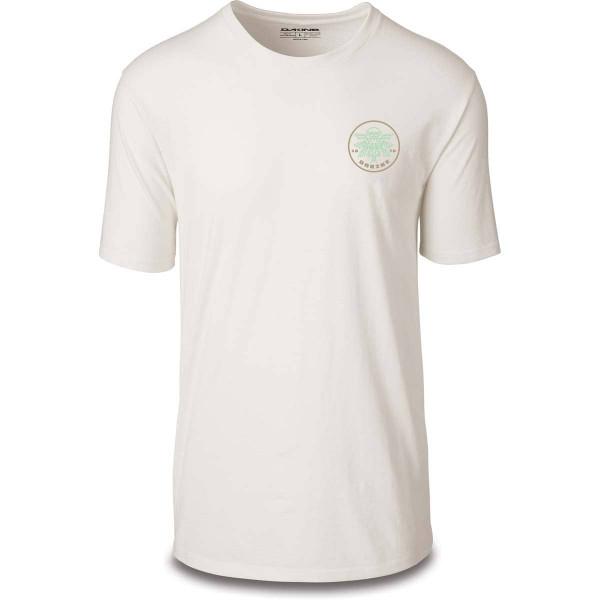 Dakine Parrot Palm Herren T-Shirt Off White