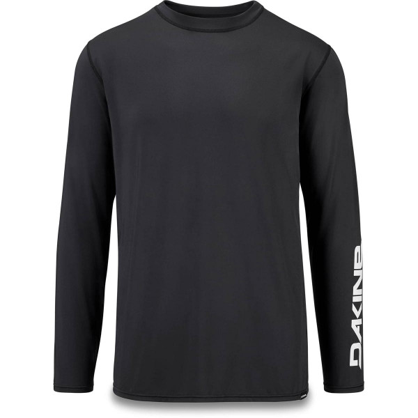 Dakine Heavy Duty Loose Fit L/S Lycra Black