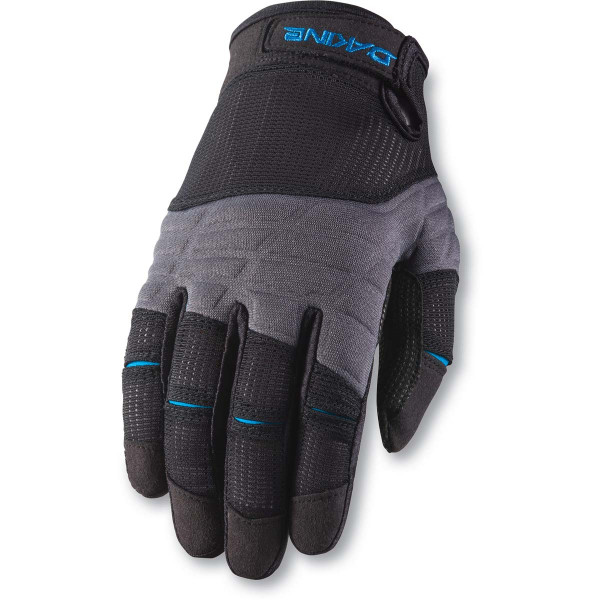 Dakine Full Finger Sailing Gloves Windsurf / Kite Guantes Black