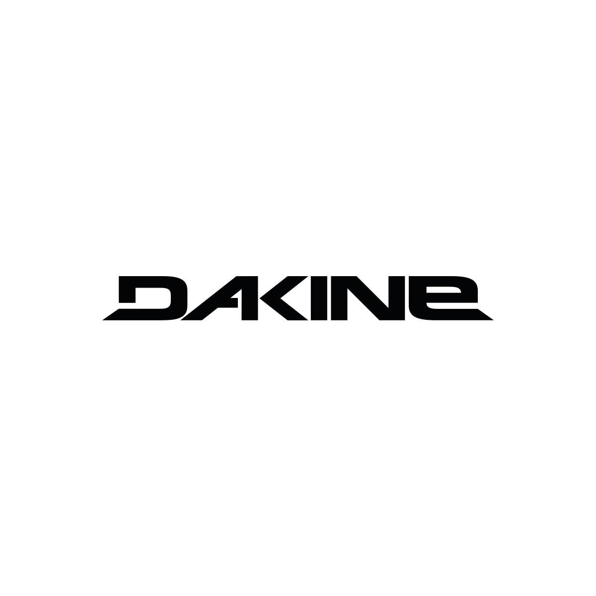 Dakine Letters Aufkleber Black   Dakine Shop