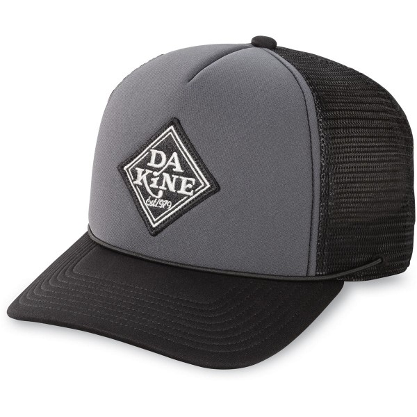 Dakine Lock Down Trucker Gorra Black / Charcoal
