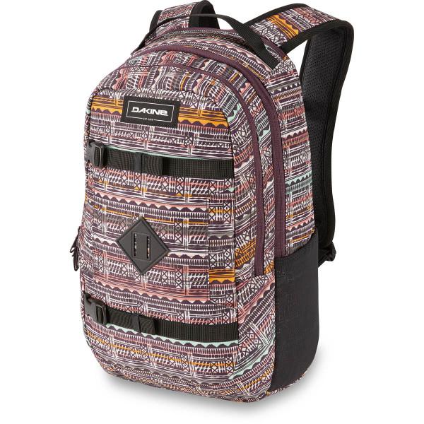 Dakine URBN Mission Pack 18L Rucksack mit iPad/Laptop Fach Multi Quest