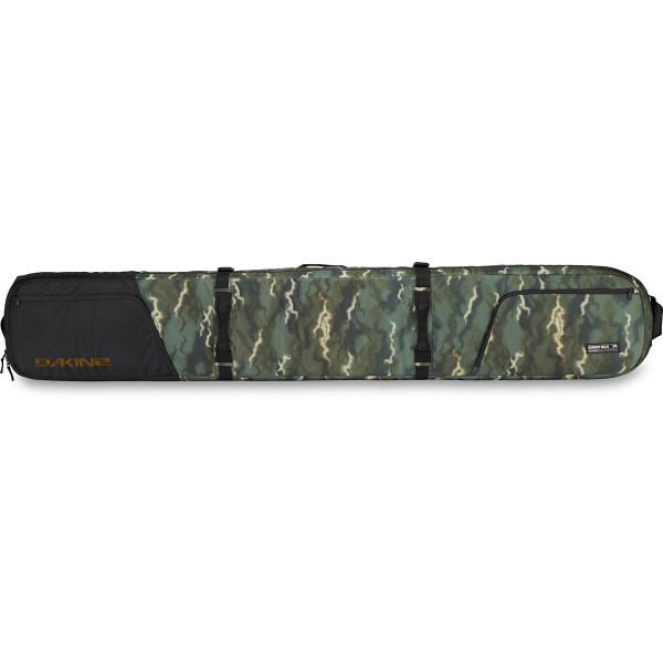 Dakine Boundary Ski Roller Bag 185 cm Ski Tasche Olive Ashcroft Camo