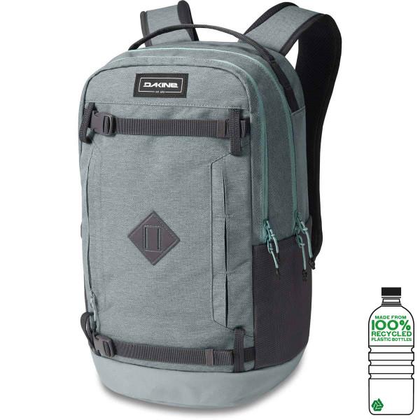 Dakine URBN Mission Pack 23L Rucksack mit iPad/Laptop Fach Lead Blue