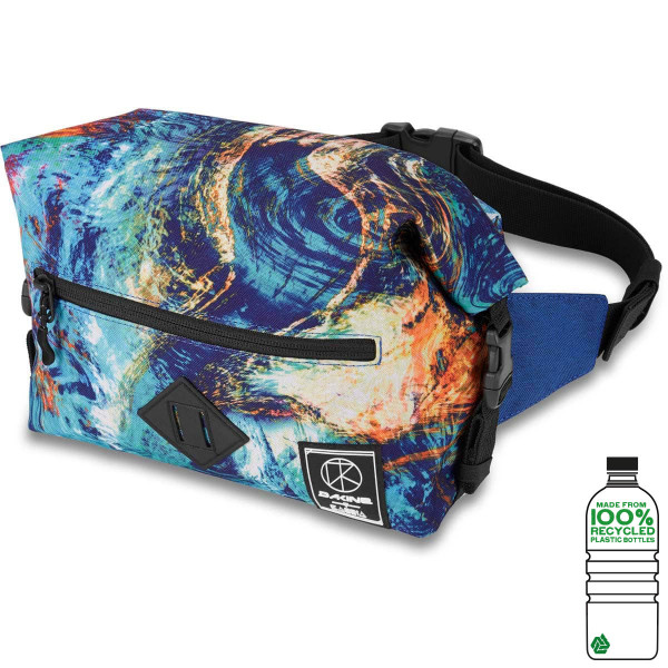 Dakine Mission Surf Roll Top Sling Pack 10L Hüfttasche Kassia Elemental