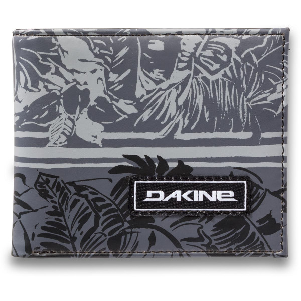 Dakine Rufus Wallet Billetera Black Trop