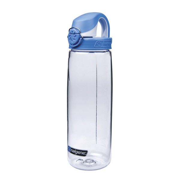 NALGENE® Everyday OTF 0,7L Trinkflasche Transparent/Blue--1013821