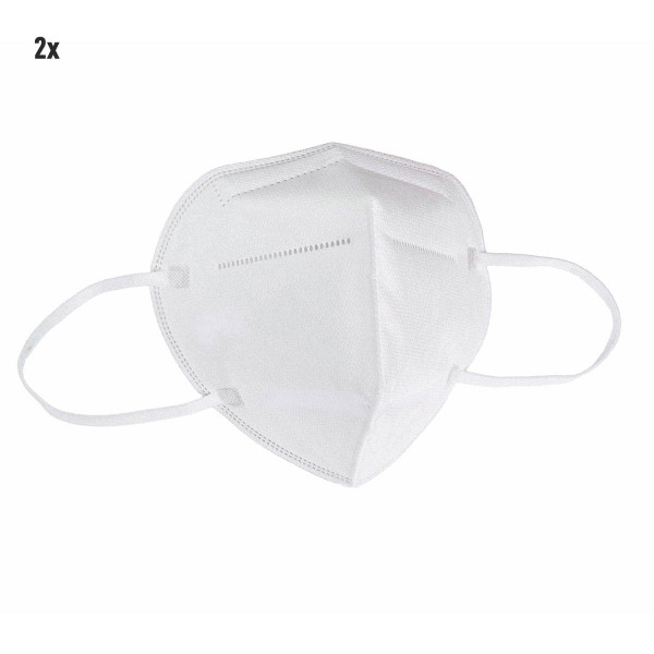 Arcora ® FFP2 Face Mask - 2 Pack