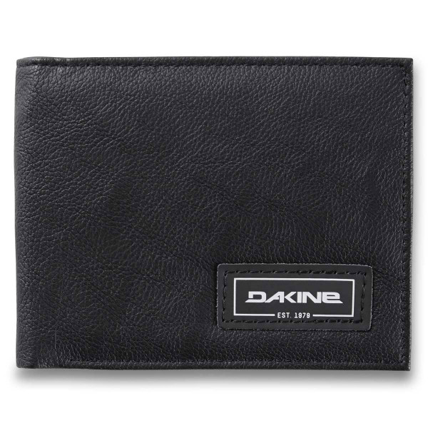 Dakine Riggs Coin Wallet Billetera Black