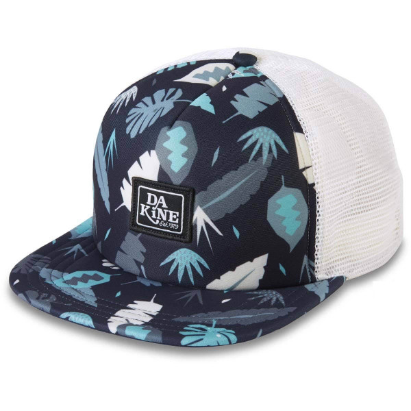 Dakine Hula Trucker Gorra Abstract Palm