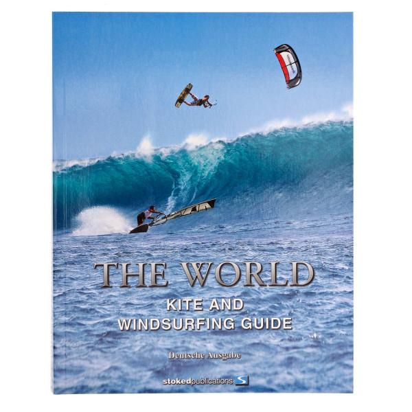 Kite und Windsurf Guide Libro (German Edition)