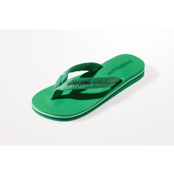 Schlapperl Sandals Green